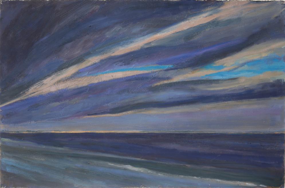 Bamburgh seascape